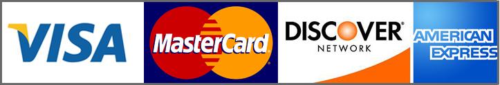 Dr. Dean Allen takes Mastercard, Visa, Amex, & Discover http://DrDeanAllen.com 817-416-9800